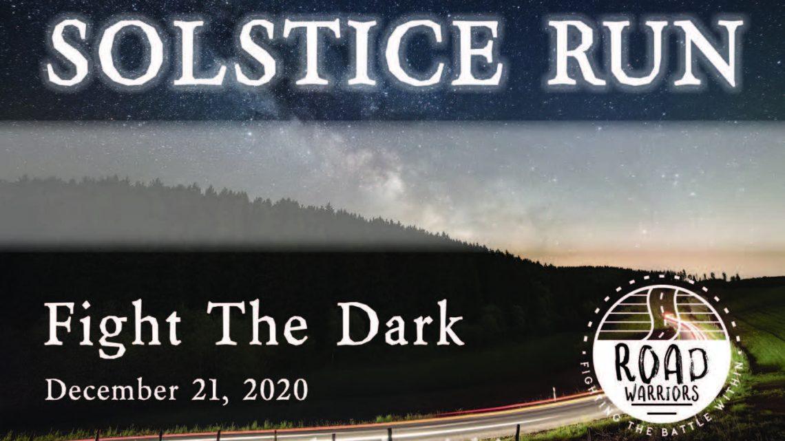 Solstice Race Bib